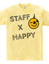 STAFF x HAPPY