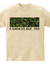 CAMOUFLAGE #3 ver.2
