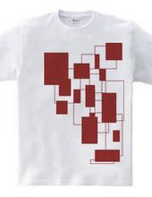 四角の集合体
