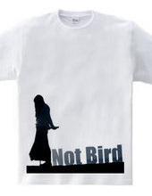 私達、鳥じゃないから。