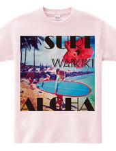 SURF ALOHA WAIKIKI