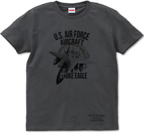 """戦闘機F-15""""ストライクイーグル""""音速飛行"""