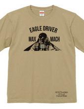 EAGLE DRIVER Maximum speed of Mach 2.5