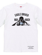 EAGLE DRIVER Maximum speed of Mach 2.5