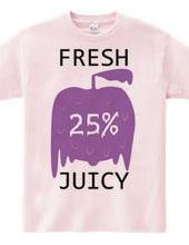 not juicy Apple