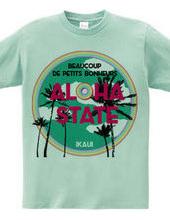 "ALOHA STATE ""beaucoup de petits bon"