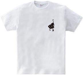 ねこ・胸ロゴ