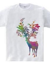 Deer Forest カラフル