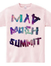 MAD MOSH SUMMIT BIGロゴ・宇宙