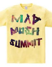 MAD MOSH SUMMIT BIGロゴ・宇宙