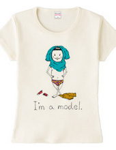 I am a model.