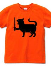 Black Cat coat of arms