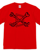 Crossbones and Frame