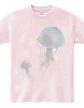 Watercolor Medusa t-shirt