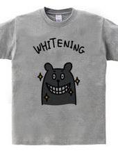 クマのホワイトニング