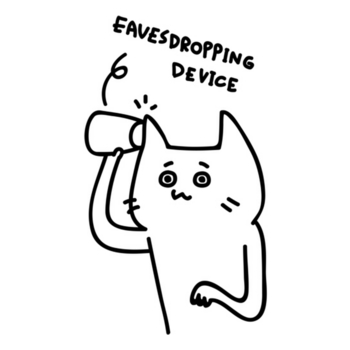 EAVESDROPPING DEVICE