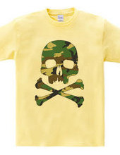 SKULL _ camouflage pattern 01