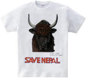 SAVE NEPAL (ヤク)