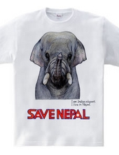 SAVE NEPAL (Indian elephant)