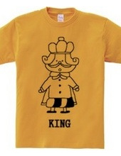 王様Tシャツ