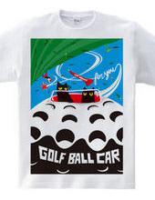 Golf Ball カー
