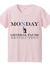 Generalpause Monday