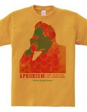 Aphorism -Friedrich Nietzsche-