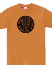 Love Tennis (Blk ver.)