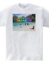 ピピ島は楽園