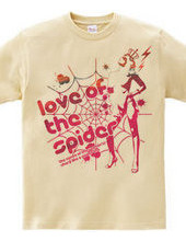 LOVE OF THE SPIDER