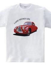 I love vintage life. (FIAT)