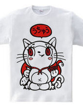 God of cat (WHITE)