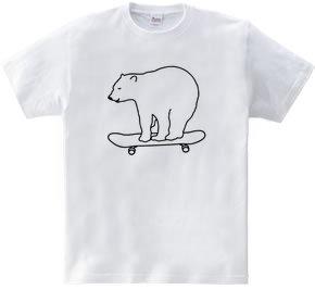 Skate Bear