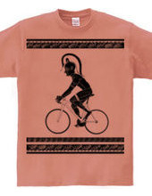 Cyclist of SPARTACUS