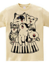 猫の合唱団