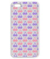 さくらんぼ 桃×紫