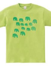 The elephant elephant elephant