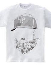 beard cap clear