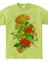 Colored_Roses