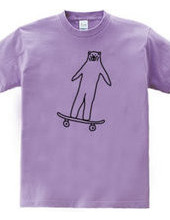 Skate Bear # 3