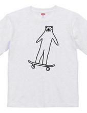 Skate Bear #3