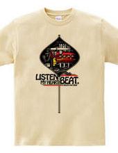 Listen my Heart beat.