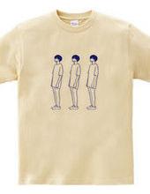 3 boyish