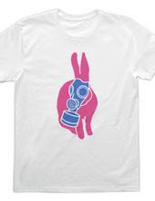 ガスマスクウサギ