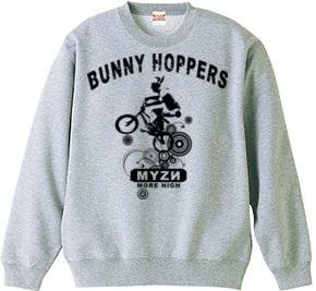 BUNNY HOPPERS x MYZN