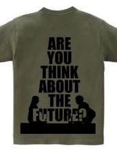 将来の事、考えてる?