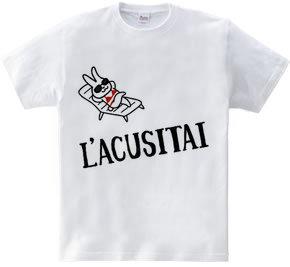 ラクシタイTシャツ