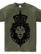 トライバルキングライオン