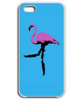 Collage Art Flamingo