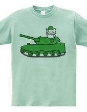 しろねこ 戦車